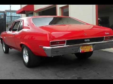 Awesome 1970 Nova Muscle Car For Sale! - YouTube
