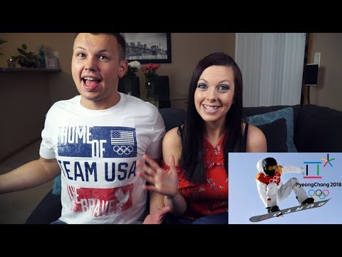 2018 Winter Olympics | Shaun White Halfpipe Gold with Epic Final Run Reaction