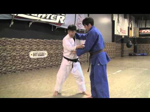 USA Stars Judo camp at Finney's Hit Squad with Jasung Koo