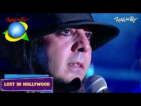 System Of A Down  Lost In Hollywood 【Rock In Rio 2015  60fpsᴴᴰ】
