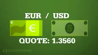 Understanding Forex Quotes   Investopedia Videos