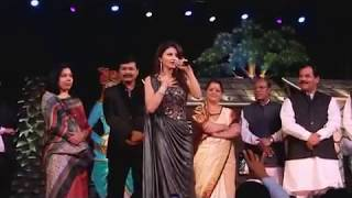 Miss Universe 2015 | Cute Sweet  Urvashi Rautela | Singing a Garhwali/Kumaouni song | Deepp Negi