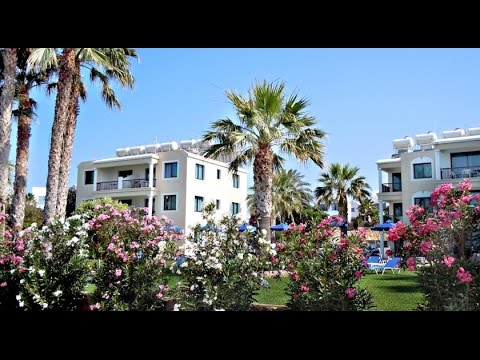 Отели Кипра.Rododafni Beach Apartments.Пафос.Обзор
