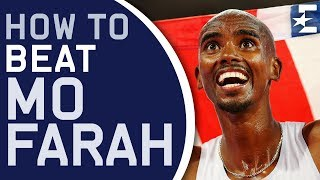 How to Beat Mo Farah in a Race!   Eurosport Explainers