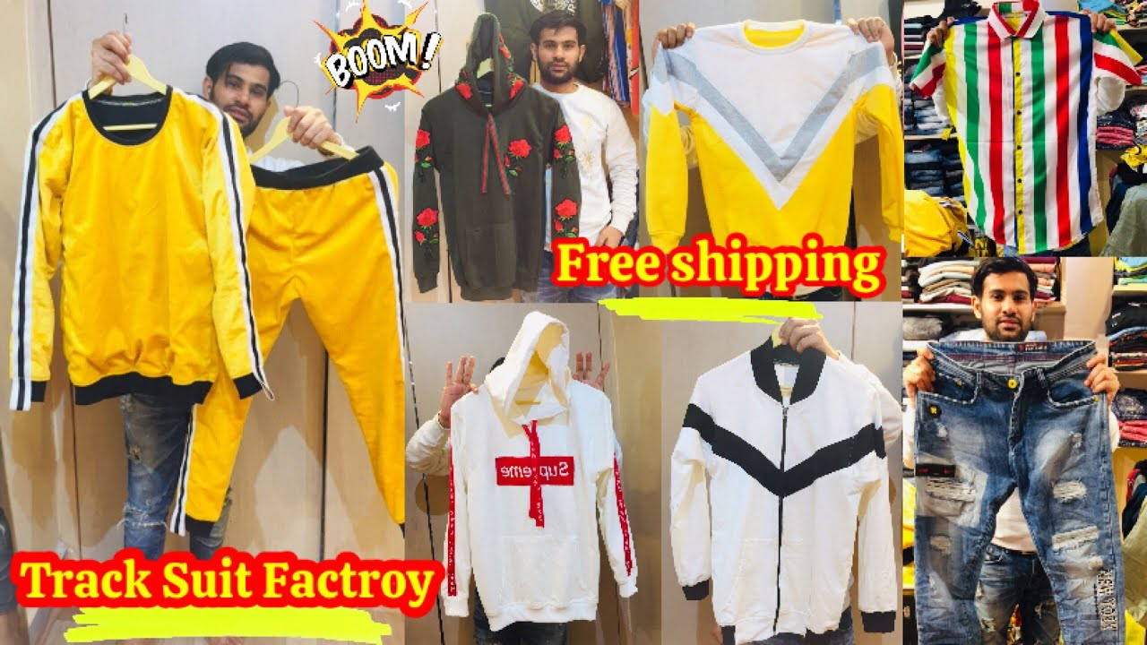 Customisable Track Suits   Sweatshirt   Hoodies   Jackets   Jeans. Free Shipping. Delivery available