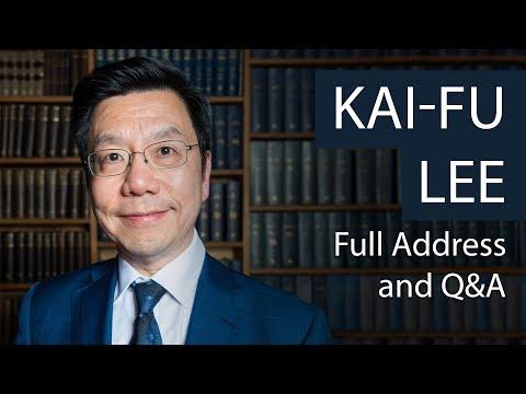 Kai-Fu Lee | Full Address & Q&A | Oxford Union