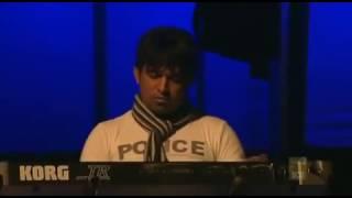 Fastest Keyboard Player Stephen Devassy in A.R. Rahman Live Concert