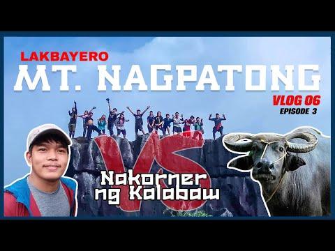 Ep3/3 - Pamilya Lakbayero sa Mt. Nagpatong (Mt. Milagros) (Travel Vlog 06)