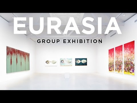 Eurasia. A View on Painting I Galerie Thaddaeus Ropac I Paris Pantin I 2014/2015