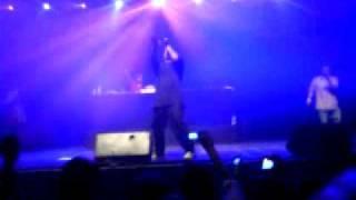 Xzibit - Paparazzi (Live Paris 02/04/09)