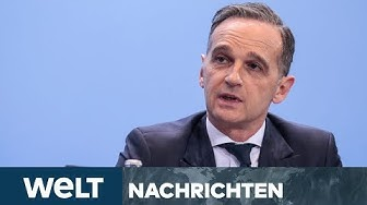 NATO WILL GEGEN CORONA KÄMPFEN: Statement von Außenminister Heiko Maas