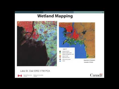 Brian Brisco - SAR & Water Resources
