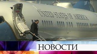 В Сочи пройдут переговоры министра иностранных дел России и американского госсекретаря.
