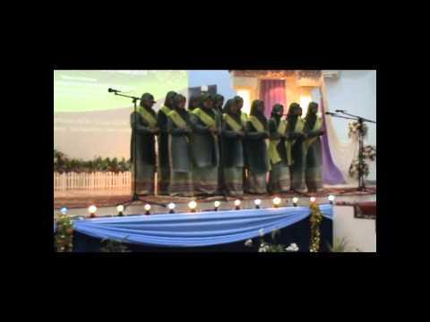 PTEK FINAL ( Nasyid ) - Pedoman Hidup - GIRLS
