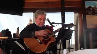 """Teddy Baker """"I Go Cazy"""" at the Cottage Winery in Cleveland, GA"""