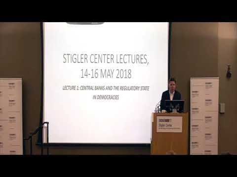"""Mini-course: """"Problems of Legitimacy for Central Banks in Democracies"""" with Paul Tucker - Day 1"""