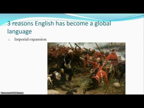 importance of english as a global language essays