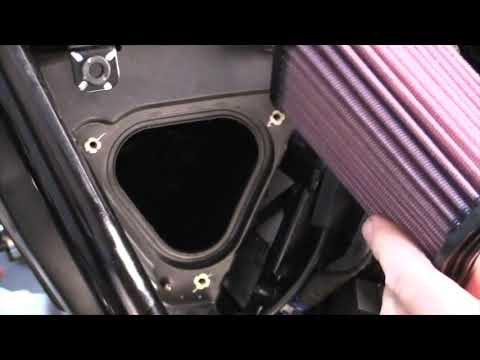 How To Install Air Filters For Royal Enfield 650 Twins