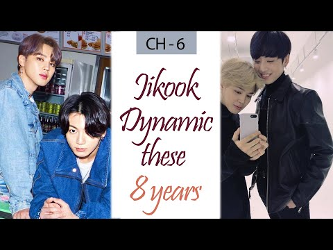Jikook dynamic from my perspective PART 6   8 years with Jikook