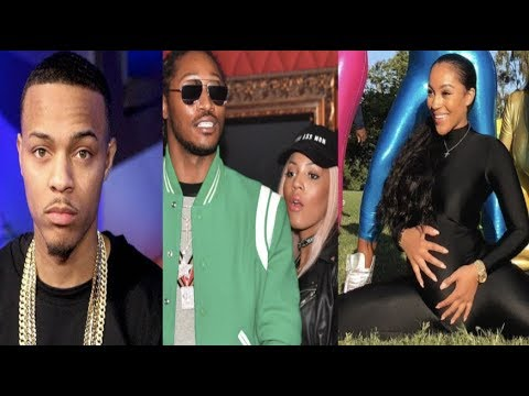 Future knocks up Bow Wow's Baby Mama Joie Chavis, Then Gets back With His Baby Mama Brittni