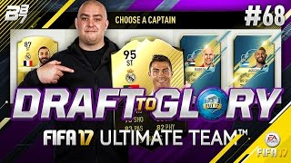 DRAFT TO GLORY! CAN THE STREAK CONTINUE?! #68 | FIFA 17 ULTIMATE TEAM