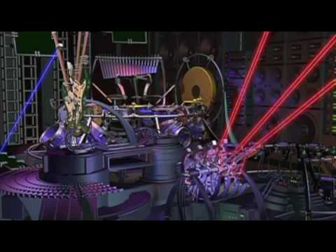 Animusic - Future Retro in A♭
