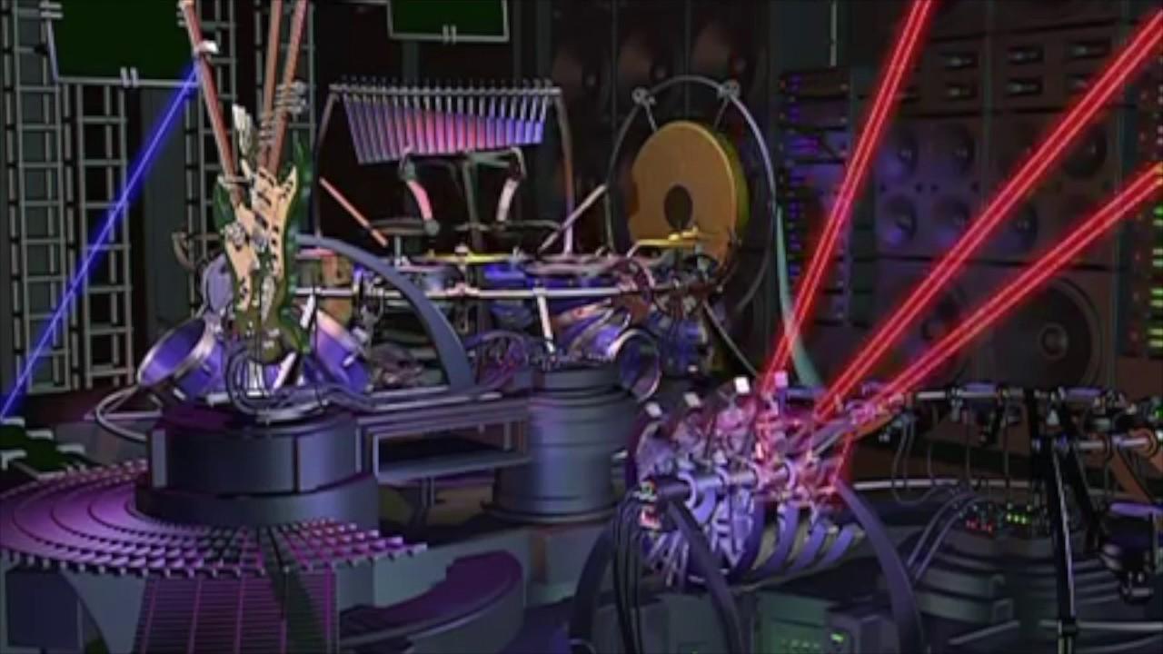 Animusic - Future Retro in A♭ - YouTube