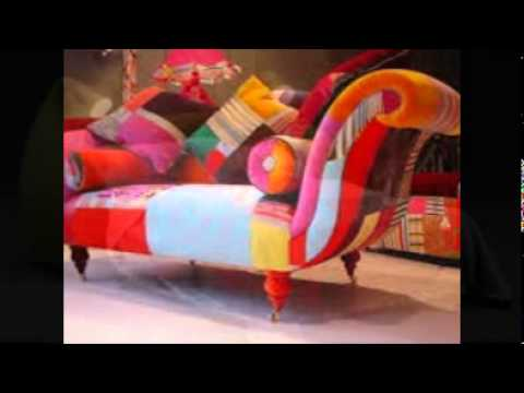 funky bedroom furniture - YouTube