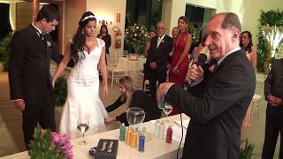 Cerimônia das Areias casamento Marcus e Thais