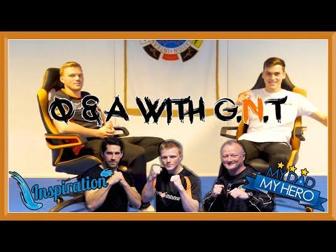 Interview/Q&A with Ginger Ninja Trickster (GNT)  | JJ Battell