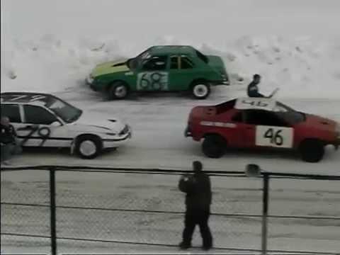 hangover 100 Albany Saratoga Speedway Jan 5 2008
