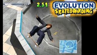 Evolution Skateboarding ... (PS2)