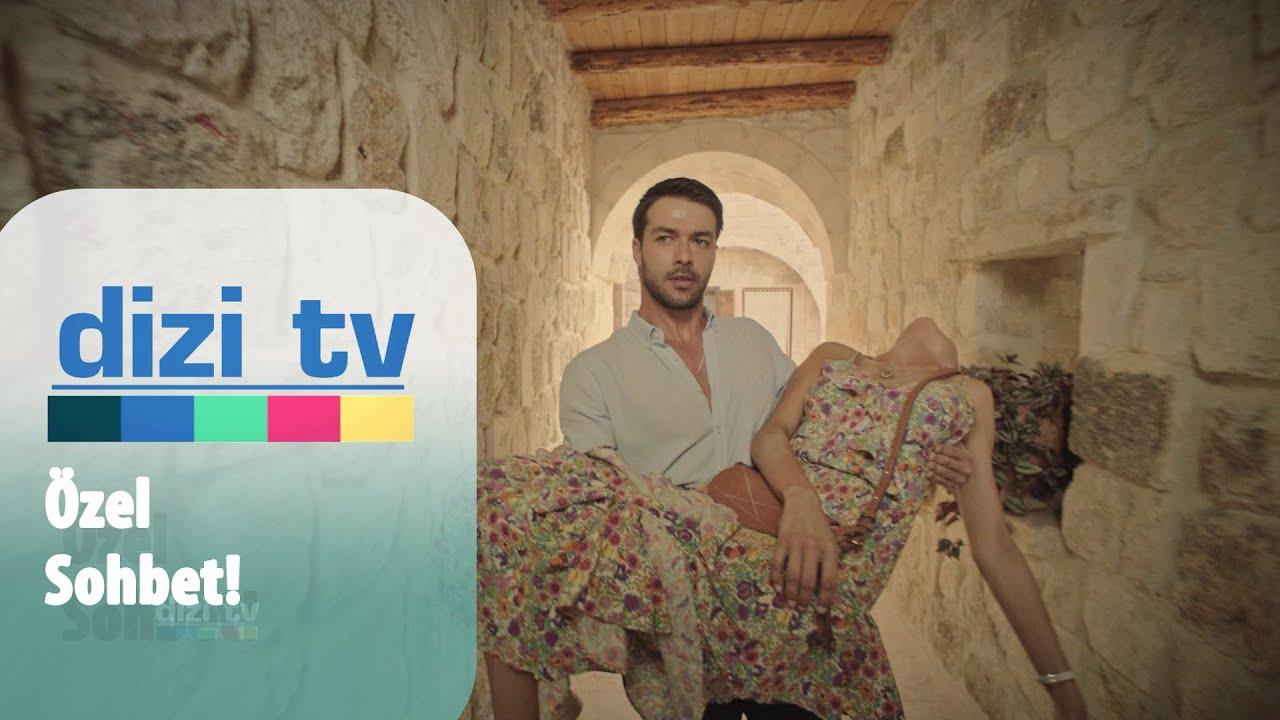 Maria ile Mustafa oyuncularıyla özel sohbet! - Dizi Tv 696. Bölüm