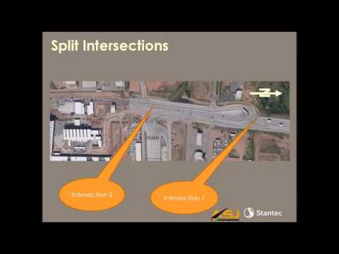 Andrew OBrien slides Innovative Intersections