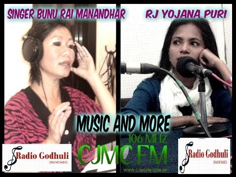 MUSIC N MORE with singer Bunu Rai Manandhar