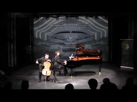 Alfred Schnittke Suite In The Old Style Op. 80 - Dmitry Prokofiev & Dmitry Kaprin