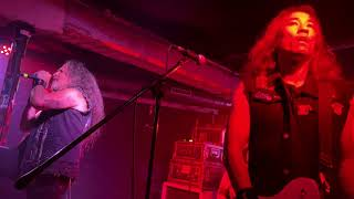 Death Angel ( USA ) Full Concert / Thrash Metal / Live / 12 August 2019 / Bastard Club / Deutschland