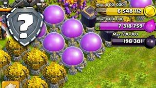 Clash Of Clans-Melhor Liga Para Farm Em Cv 10