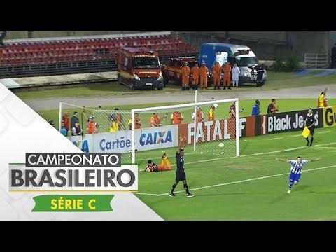 Melhores momentos - CSA 0(4) x (2)1 São Bento - Série C (07/10/2017)