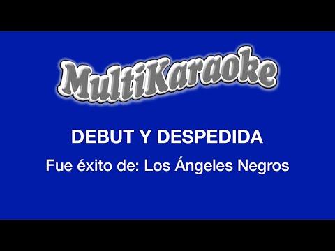 Multi Karaoke - Debut Y Despedida