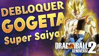 DRAGON BALL XENOVERSE 2 - FR | Débloquer Gogeta Super Saiyen & Janemba Maléfique