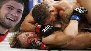 ХАБИБ ЛЮБИТ то, что НЕНАВИДИТ КОНОР / Борьба или Бокс?