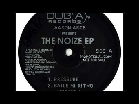 Aaron Arce - Pressure