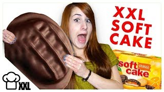 Der größte XXL Soft Cake der Welt... XXL - Kupferfuchs Küchenchaos