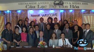 Đại sứ Ted Osious gặp gỡ Phòng Thương Mại Việt Mỹ Quận Cam