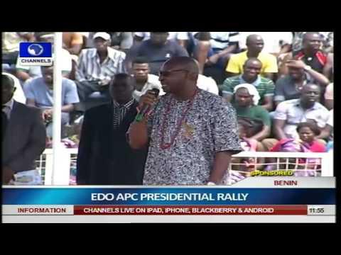 Buhari Woos Benin Indigenes For Votes pt.3