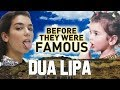 DUA LIPA - Before They Were Famous - BIOGRAPHY - Be The One