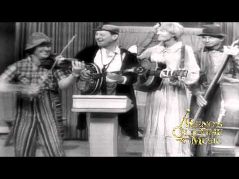 FUNNY! Don Reno & Red Smiley - Bluegrass 1963 - DVD Promo Video
