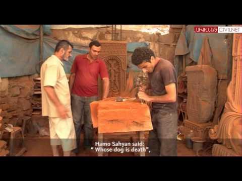 Hidden Yerevan: Khachkar Master