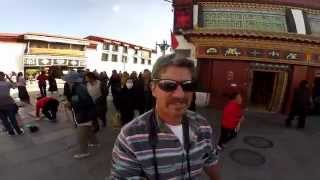On Tour in Tibet(Our group from Singles in Paradise traveled to Nepal and Tibet in November 2014. This video shows the Potala Palace and the Jokhang Temple in Tibet., 2014-12-13T01:19:47.000Z)